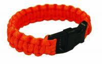 E-Gear Para Survival Bracelet Orange