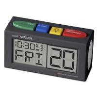 MedCenter 73202 Your Minder Personal Alarm Clock