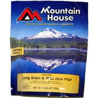 Oregon Freeze Dry Long Grain & Mushrom M.H. Food
