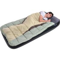 Jilong 2-in-1 Twin Size Air Bed with Sleeping Bag (JL027008N)