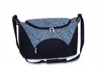 Picnic Plus Serendipity Cooler, Blue Diamond