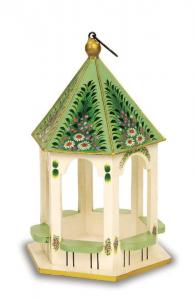 House / Hopper Bird Feeders by Achla
