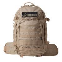 12 Survivors E.O.D. Tactical Backpack, Tan
