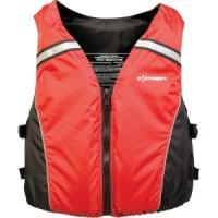Extrasport Volksvest Life Vest  L/XL - Red/Black