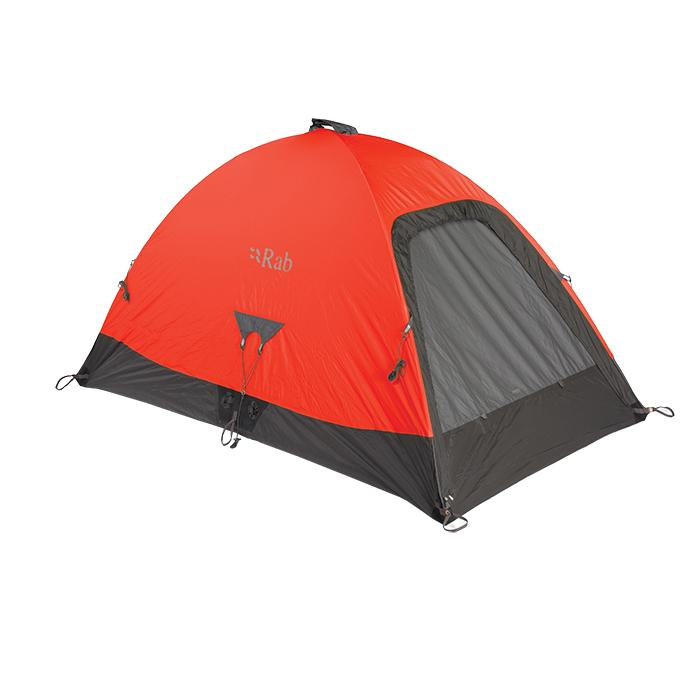 Latok Mountain 2 Orange 2 Person Tent