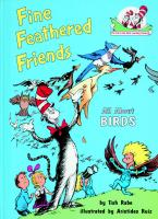 Random House Fine Feathered Friends (The Cat in the Hat)
