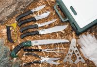 Outdoor Edge Game Processor 12 pc. knife set