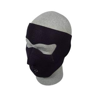 Neoprene Face Mask, Black