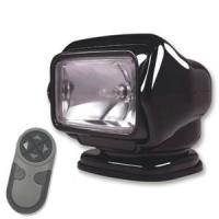 Golight Stryker Searchlight 12V w/Wireless Handheld Remote - Black