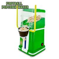 Smart Planet Goal Post Football Popcorn Popper
