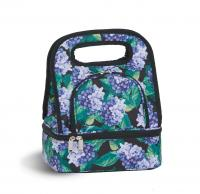 Picnic Plus Savoy Lunch Bag - Hydrangea