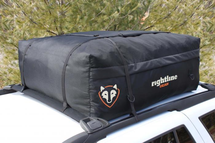 Rightline Gear 100A20  Ace Car Top Carrier, 15 cu ft