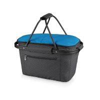 Picnic Time Market Basket  Collapsible Tote (Waves Collection)