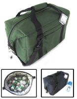 Polar Bear Green 24 Pack Soft Sided Cooler