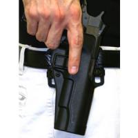 Blackhawk Product Group Carbon Fiber Holster with Serpa Lock, RH - Sig 220/226