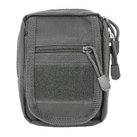 NcStar Vism Small Utility Pouch - Urban Gray