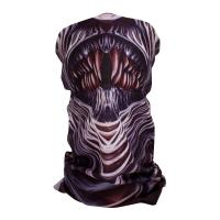 ZANheadgear Fleece Lined Motley Tube - Maorilla