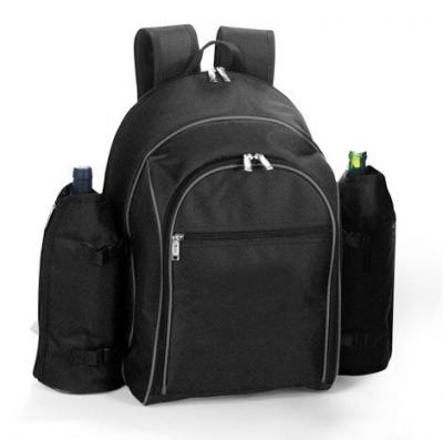 Picnic Plus Stratton 4 Person Backpack, Black