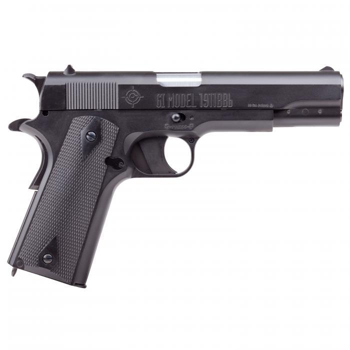 GI 1911BB CO2 Blowback Pistol 4.5mm
