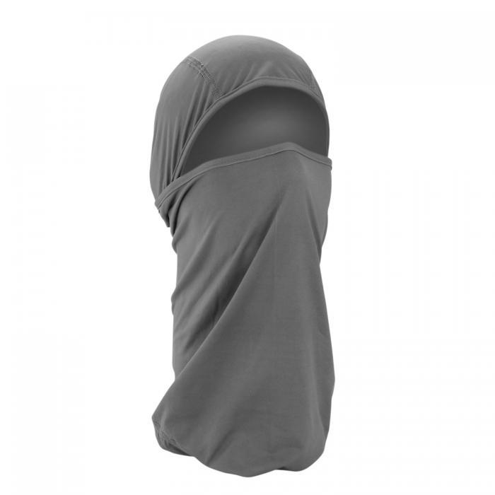 ZANheadgear MicroLUX Balaclava - Convertible Gray