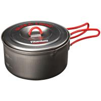 Evernew Titanium Ultralight Pot  0.6 L