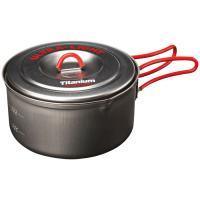 Evernew Titanium Ultralight Pot  0.6 L