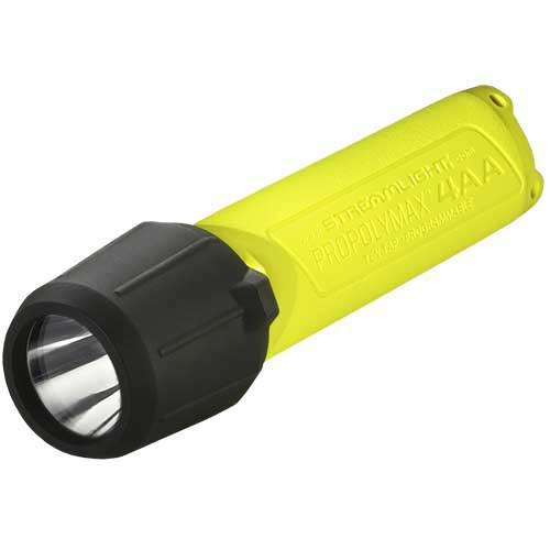 Streamlight 4AA ProPolymax - Yellow Flashlight