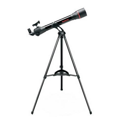 Tasco 60x700mm SpaceStation Blk Refractor AZ RD