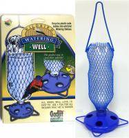 Gadjit Soda Bottle Bird Watering Well