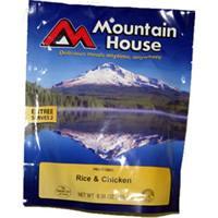 Oregon Freeze Dry Rice & Chicken M. H. Food