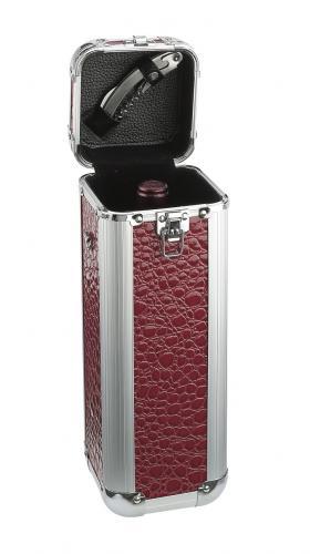 Primeware Capri Single Bottle Carrier - Red