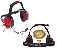 TITAN Headset - Extreme Noise Head Set for 2-Way Radio