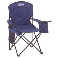 Oversized Quad Chair w/ Cooler - Blue