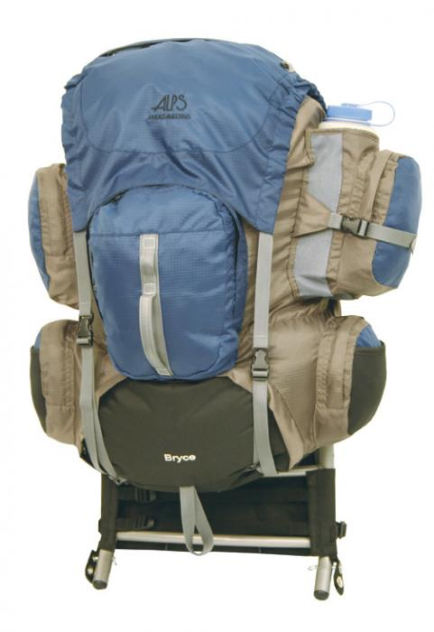 ALPS Mountaineering Bryce External Frame Backpack