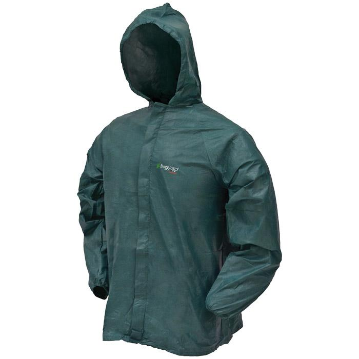 Driducks Frogg Togg Rain Suit Green-md
