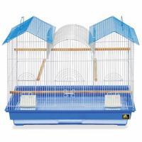 Parakeet Triple Roof Flight Cage