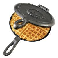 Rome Industries Waffle Iron - Cast Iron