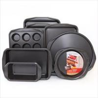 Bakers Secret Signature 9-Pc Bakeware Set