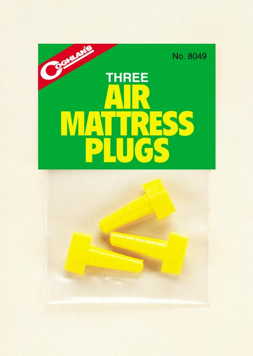 Coghlan's Air Mattress Plugs (Pkg Of 3)