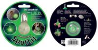 Nite-ize Spotlit Standard Safety Light, Green