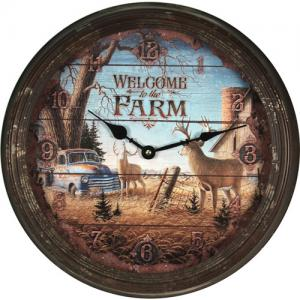Wall Clocks by Rivers Edge Products