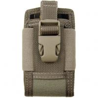 Maxpedition 4'' Clip-On Phone Holster, Foliage Green