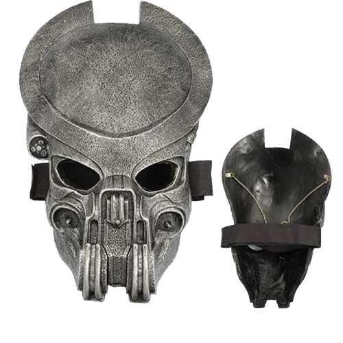 Alien Vs Predator Hunter Movie Mask