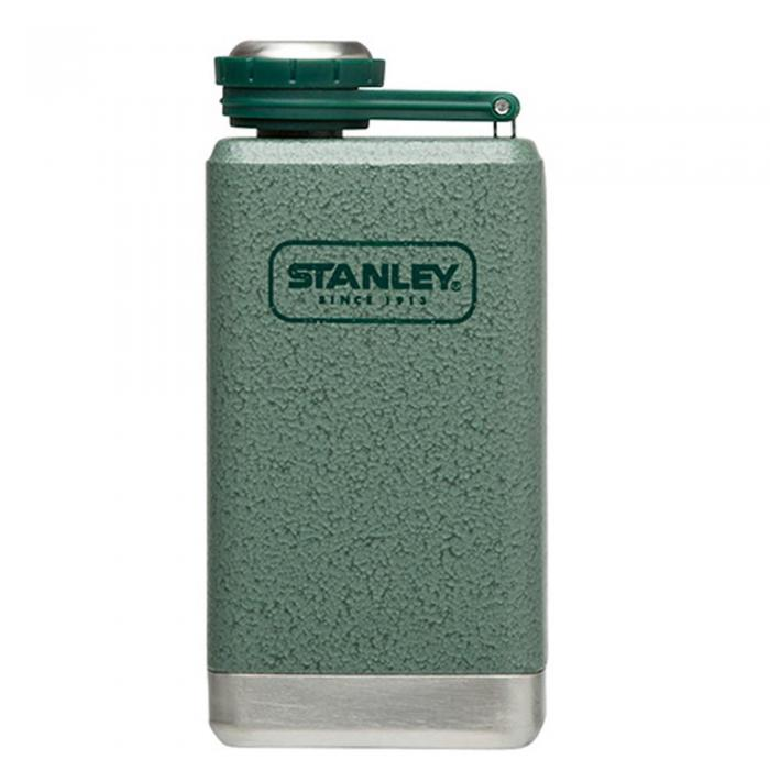 Adventure SS Flask 5oz Grn