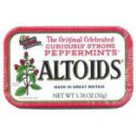 Altoids Peppermint Altoids, 1.76 Ounce