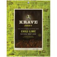 Krave Jerky Chil Lime Beef - 3oz