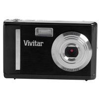 Vivitar Vivicam T016 Digital Camera Black