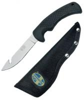 Meyerco Mossberg Hunter Fixed Blade Knife with Guthook