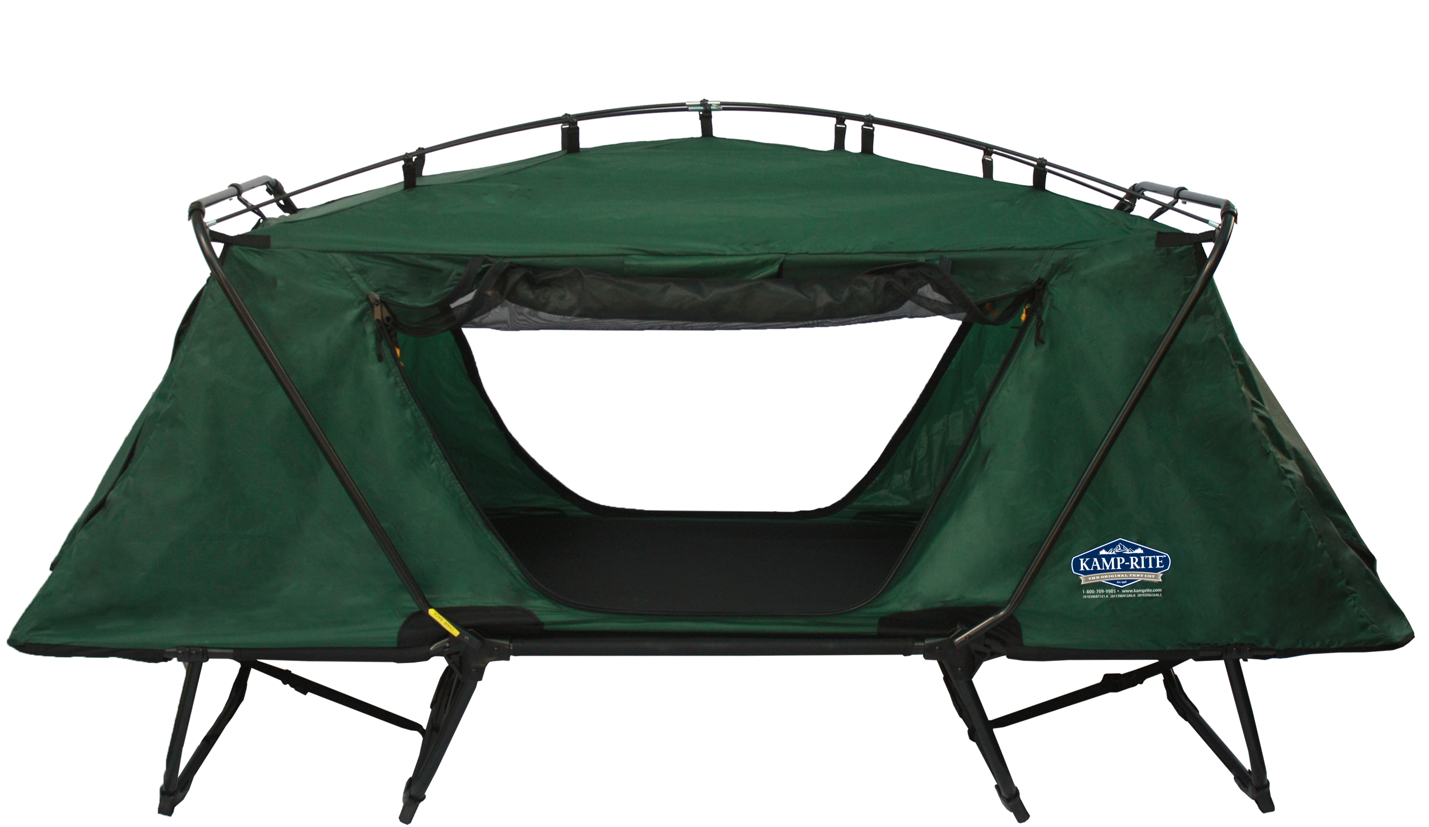 Kamp Rite Double Tent Cot with Rain Fly product