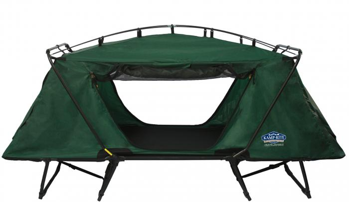 Kamp-Rite Oversize Tent Cot with Rain Fly